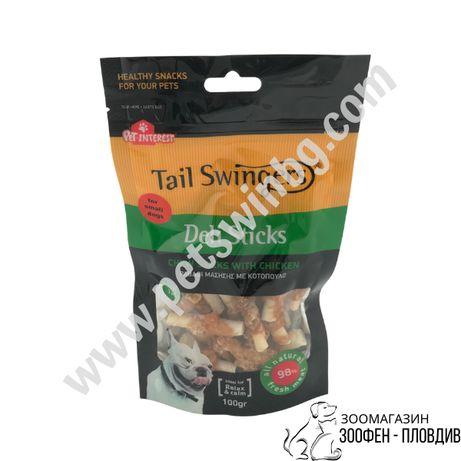 PetInt TailSwingers Deli Sticks - 100гр. - Добавъчна храна за Кучета