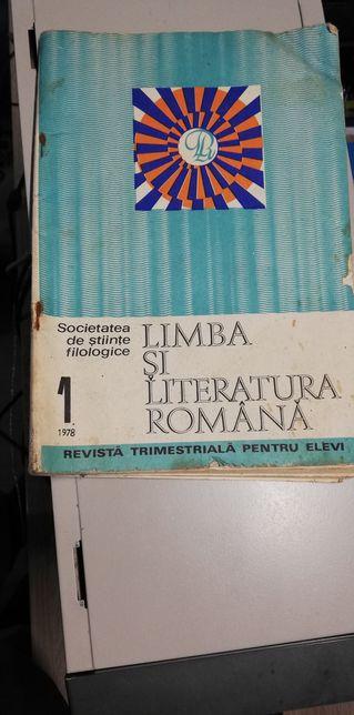 Limba și literatura română - Revista trimestrială pentru elevi