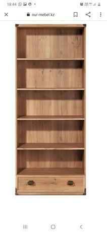 Книжный шкаф, полка - системы Индиана , шкаф 1 шт и тумбочка 5000 тг