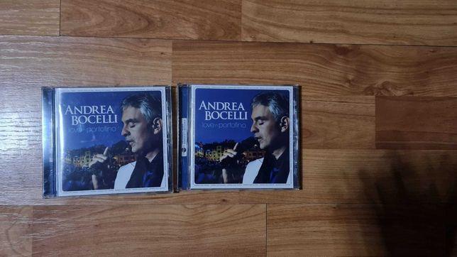 Andrea Bocelli love in portofino x2