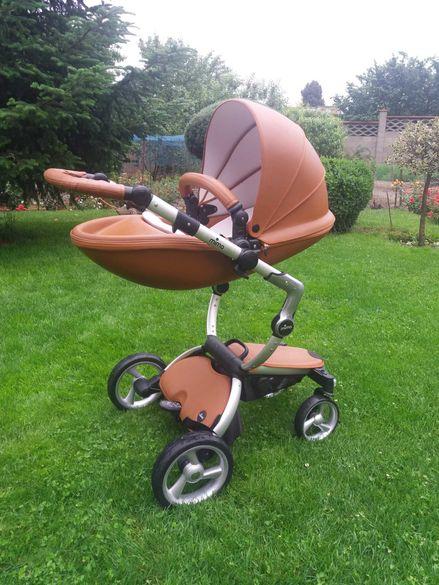 Бебешка количка Mima Xari 2 в 1