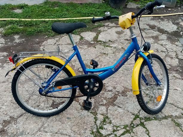 Bicicleta copii roti 20