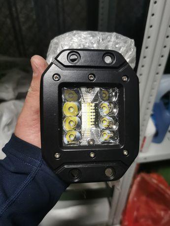 Дополнительный свет, врезной LED