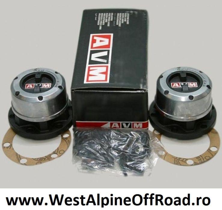MRL AVM - JEEP CJ , ENGES , UMM ALTER (AVM 402) - Original Off Road
