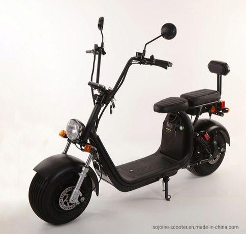 Електрически скутер 1500W и ATV/АТВ та нови с гаранция