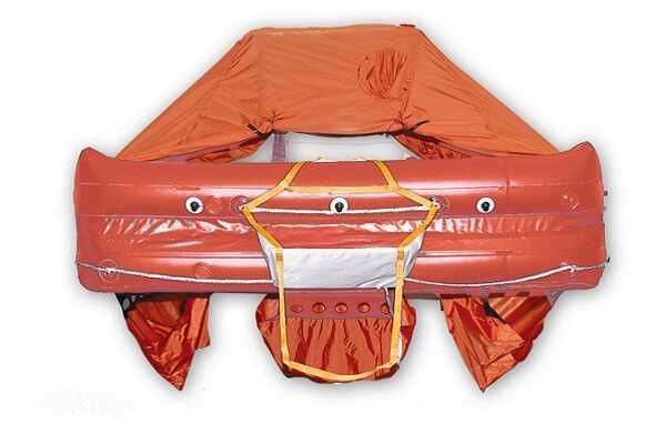 Barca salvare autogonflabila