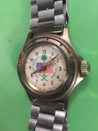 Часы командирские восток амфибия ссср ретро винтаж