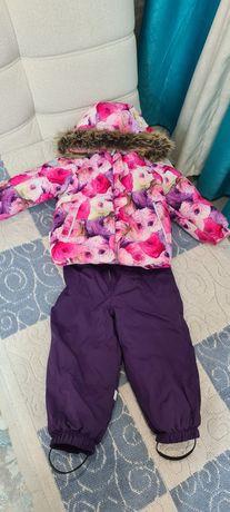 Зимний комбинезон для девочки Kerry