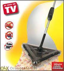 Електрическа метла-акумулаторна подочистачка Twister Sweep