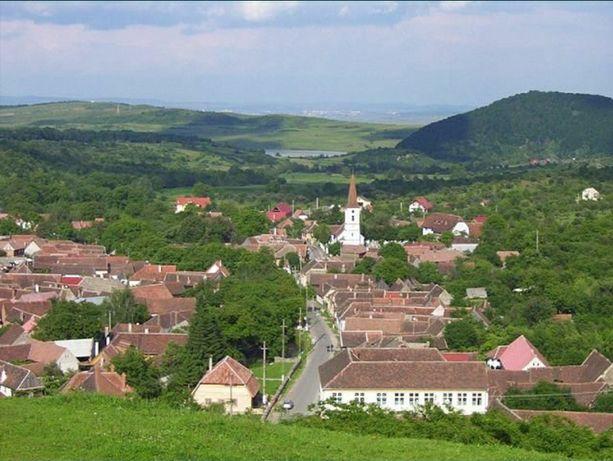 Teren/ Gradina / Livada in Sibiel 790mp