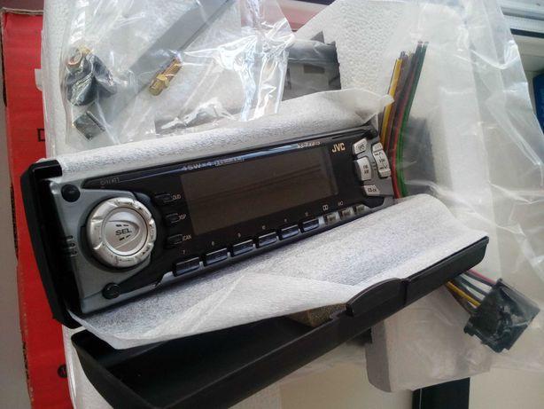 Автомагнитола кассетная JVC