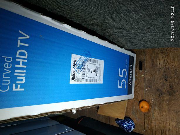 Продам нерабочий телевизор Samsung UE55M6500AU 140 см