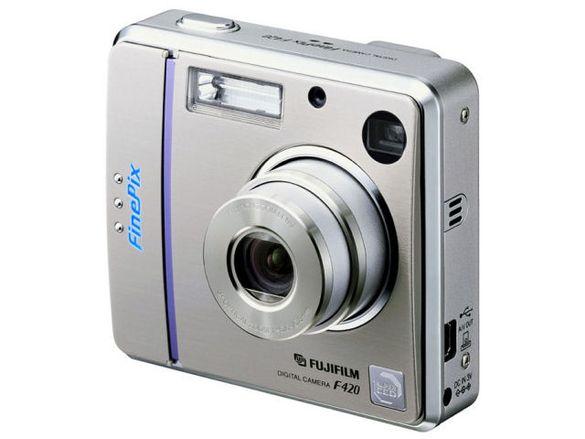 Фотоапарат Finepix f420