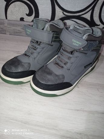 Обувь осень-зима, 35 РАЗМЕР