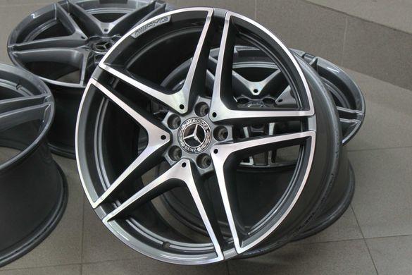"Джанти 19"" AMG Mercedes C63 (W205), E (W212)"