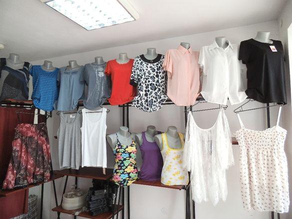 Летни блузи и потници