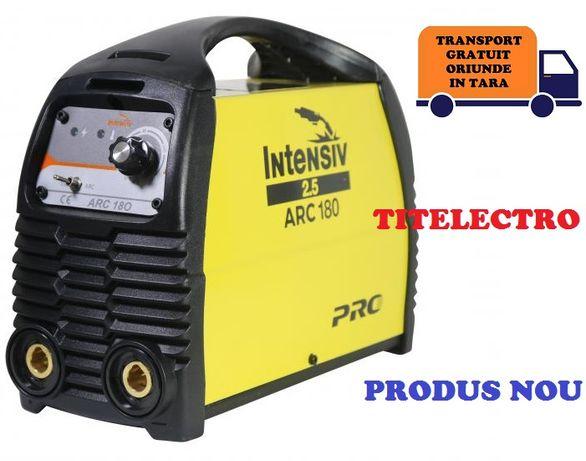 ARC 180 VRD INTENSIV - Aparat de sudura tip invertor, cu electrod