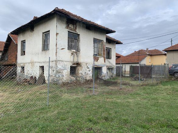 Къща с дворно място с. Райово