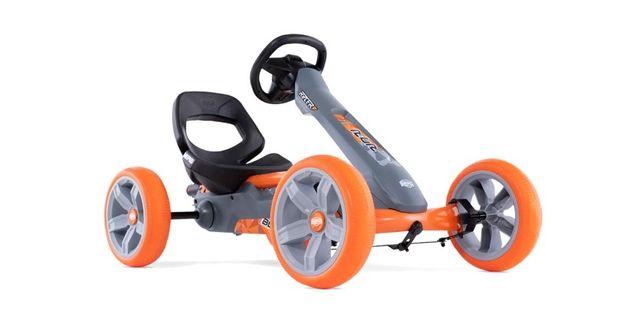 Kart cart cu pedale Berg Reppy Racer pentru copii de la 2,5 la 6 ani