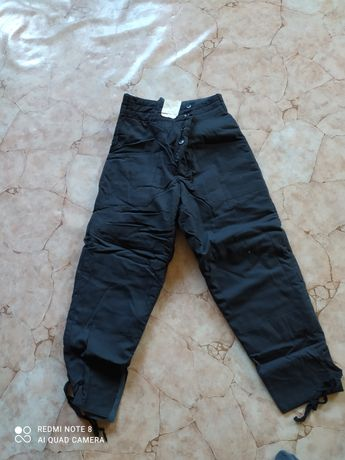 Мужские ватные брюки
