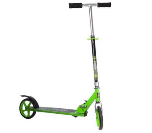 Trotineta pentru adulti, Dart Maxtar, pliabila, gri verde