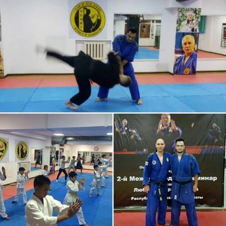 Тренер, реальное айкидо, самооборона, спорт Боевые единоборства Секция