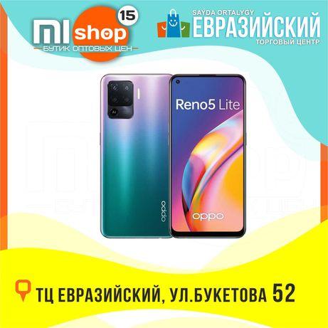 MiSHOP15 Oppo Reno 5 lite 8/128Гб (ТЦ Евразийский, ул. Букетова 52)