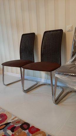 Комплект стульев 5 штук. Италия