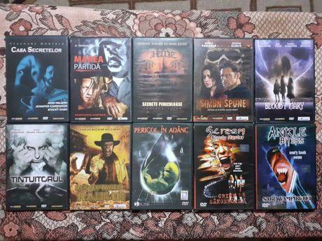 Filme horror - Colecție de 16 de DVD-uri originale