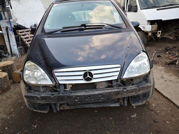 Dezmembrez Mercedes AClas 1.6 benzina