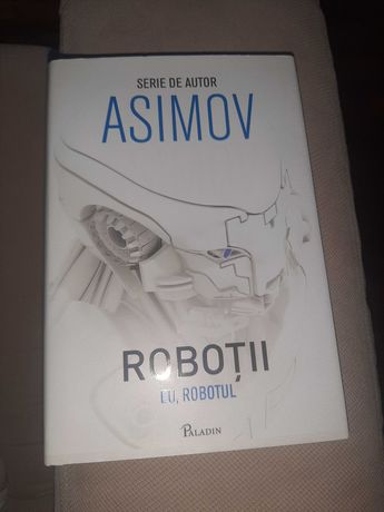 Cartea Eu, robotul