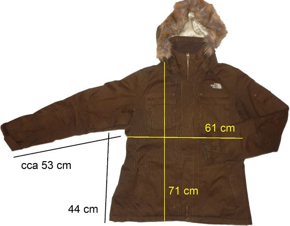 Geaca ski schi THE NORTH FACE cu holograma (dama XL/2XL) cod-556031