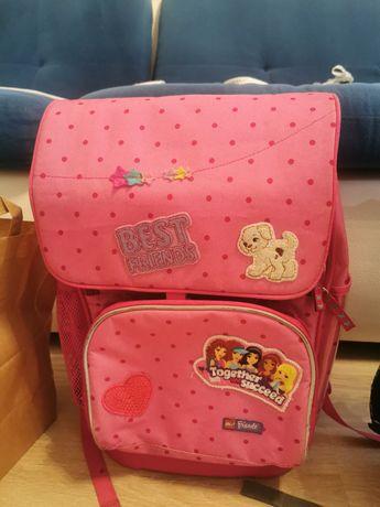 Фирменный рюкзак Лего для нас девочки