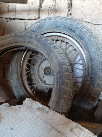 мотоцикл диск 1шт 2 покрышка