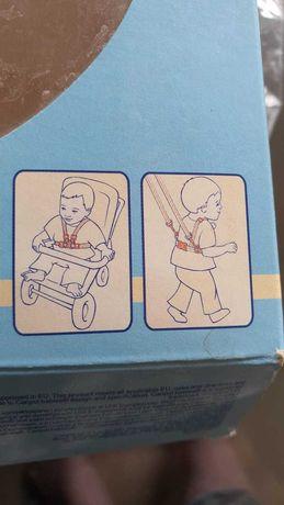 Вожжи для детей от 6 месяцев до 4 лет !  Помогают защитить от травм !