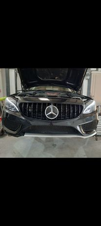 Bara fata Mercedes C Class W205AMG