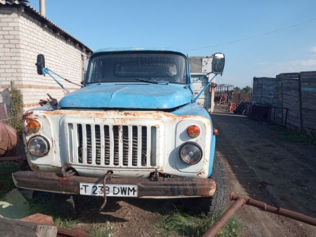 Продам два ГАЗ-53