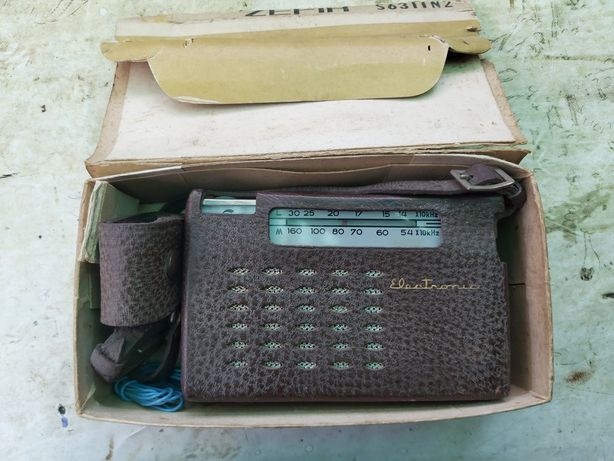 Radio zefir Electronica