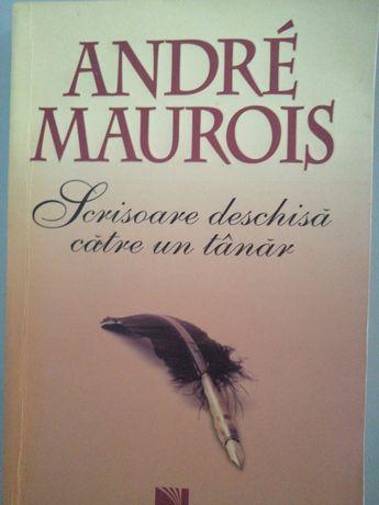 Scrisoare deschisa catre un tanar Andre Maurois
