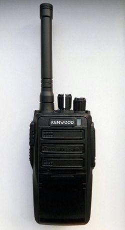 Рация Kenwood TK-450A. Мощность 10W. Дальность 10 км.