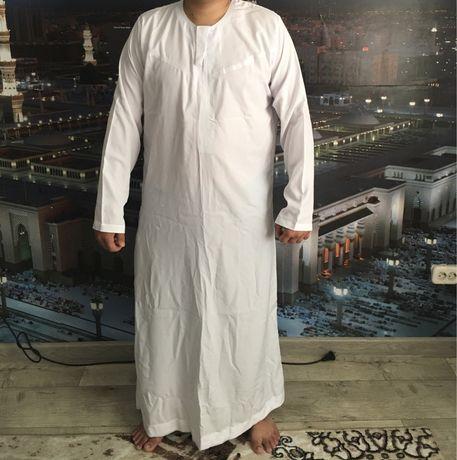 Мусулманский одежда сүннет көйлек(қомис)