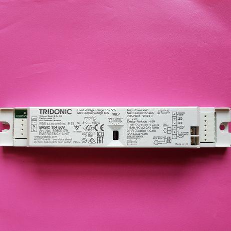 Преобразувател за аварийно LED осветление Tridonic