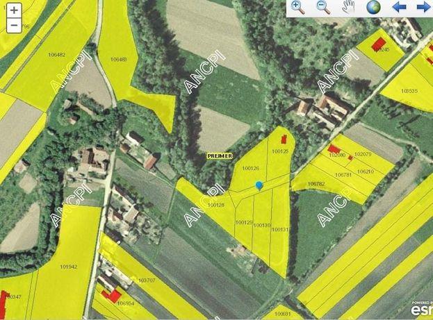 Vând teren intravilan situat în Lunca Calnicului Prejmer Brașov!