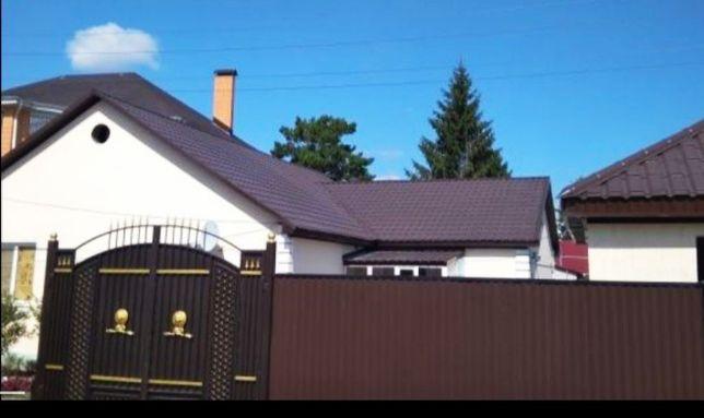 Кровельные работы, ремонт крыши, замена шифера, аэраторы