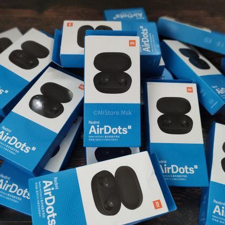 Беспроводные блютуз наушники Xiaomi Redmi AirDots Mi доставка 78954