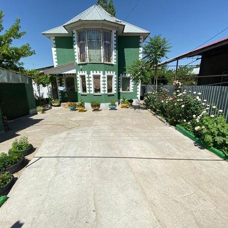 Продается дом,из7 комнат,3 времянкіден акша тусип турады ,гараж
