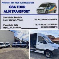 Transport persoane, colete Romania Italia