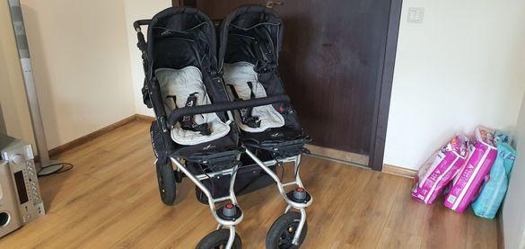 Немска количка за близнаци