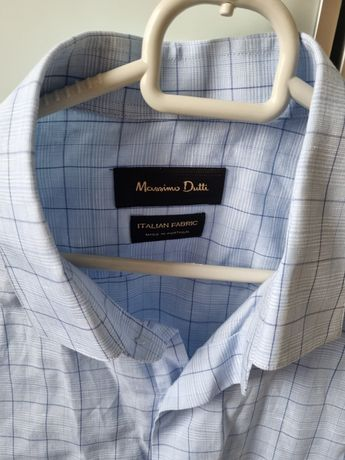 Рубашка Massimo dutti.