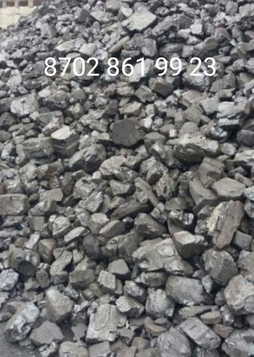 Уголь все сорты доставка по городу Нур-Султан (Астана) - изображение 1